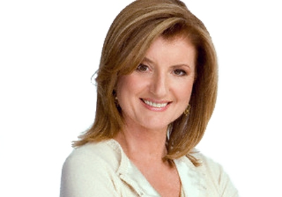 The Two Minute Bio: Arianna Huffington