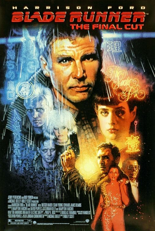 Blade Runner – The Final Cut- (1997)