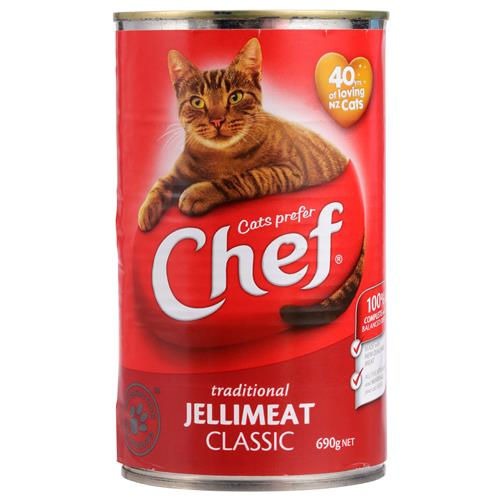 Brothers Prefer Chef Meow!