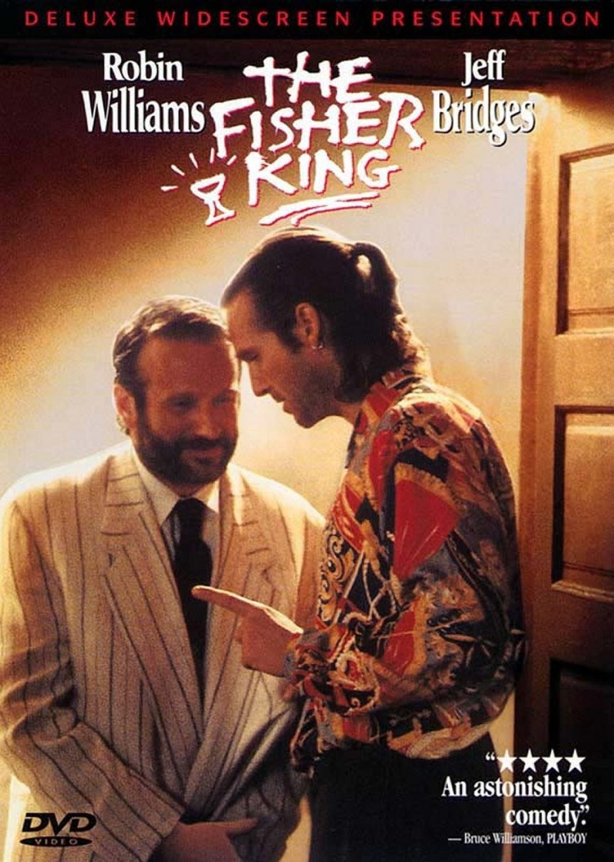 The Fisher King (1991) A Glimpse Into PTSD And Depression