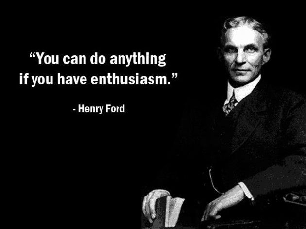 Ford Enthusiasm