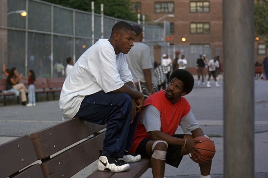 he got game father son