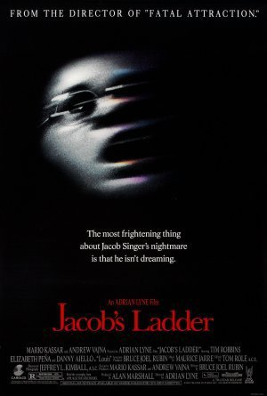 Jacob's Ladder (1990) A Psychological Thriller often overlooked – here'swhy.