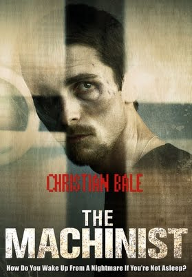 The Machinist (2004) I Just Want ToSleep