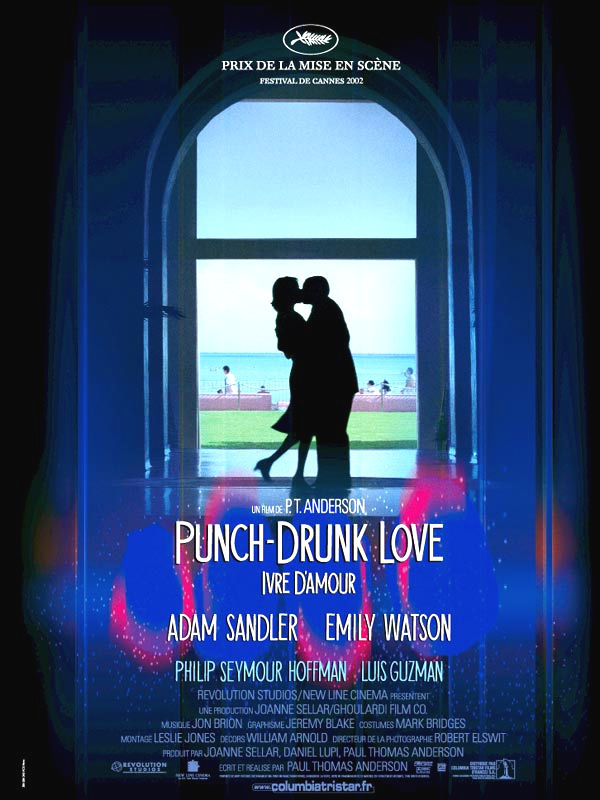 Punch Drunk Love(2002)                            The Anxious Character