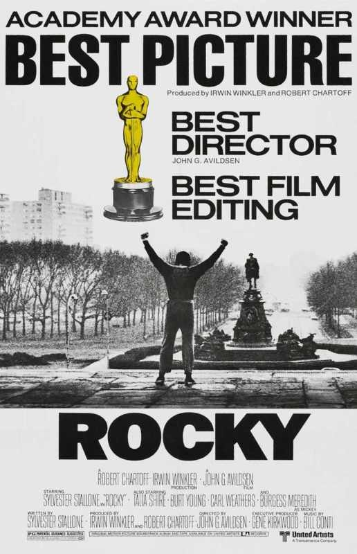 "Rocky (1976)     ""Gonna Fly Now"""