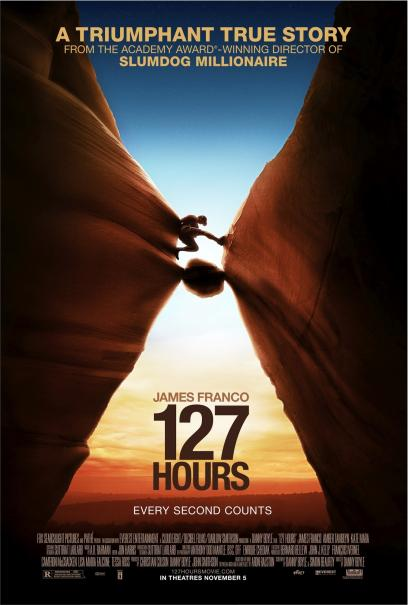 "127 Hours (2010) ""Aron, Do Not Lose It."""