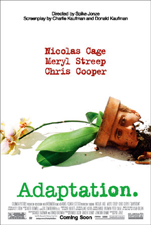 Adaptation (2002) A Fascinating Desire