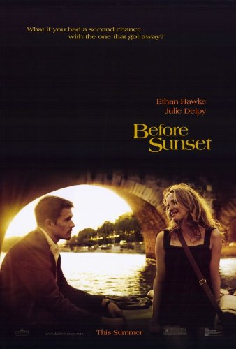 "Before Sunset (2004)  ""How Have I Changed?"""