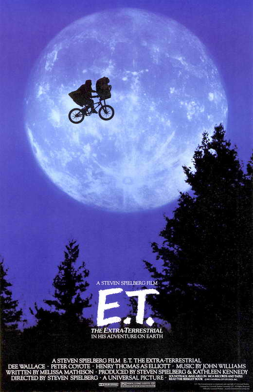 E.T The Extra Terrestrial – A Child's View Of Immigration