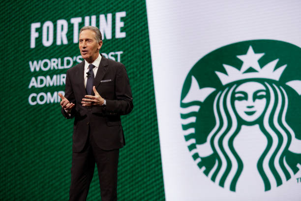 The Two Minute Bio: HowardSchultz