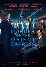 Murder On The Orient Express (2017) Poirot Knows Its Movember