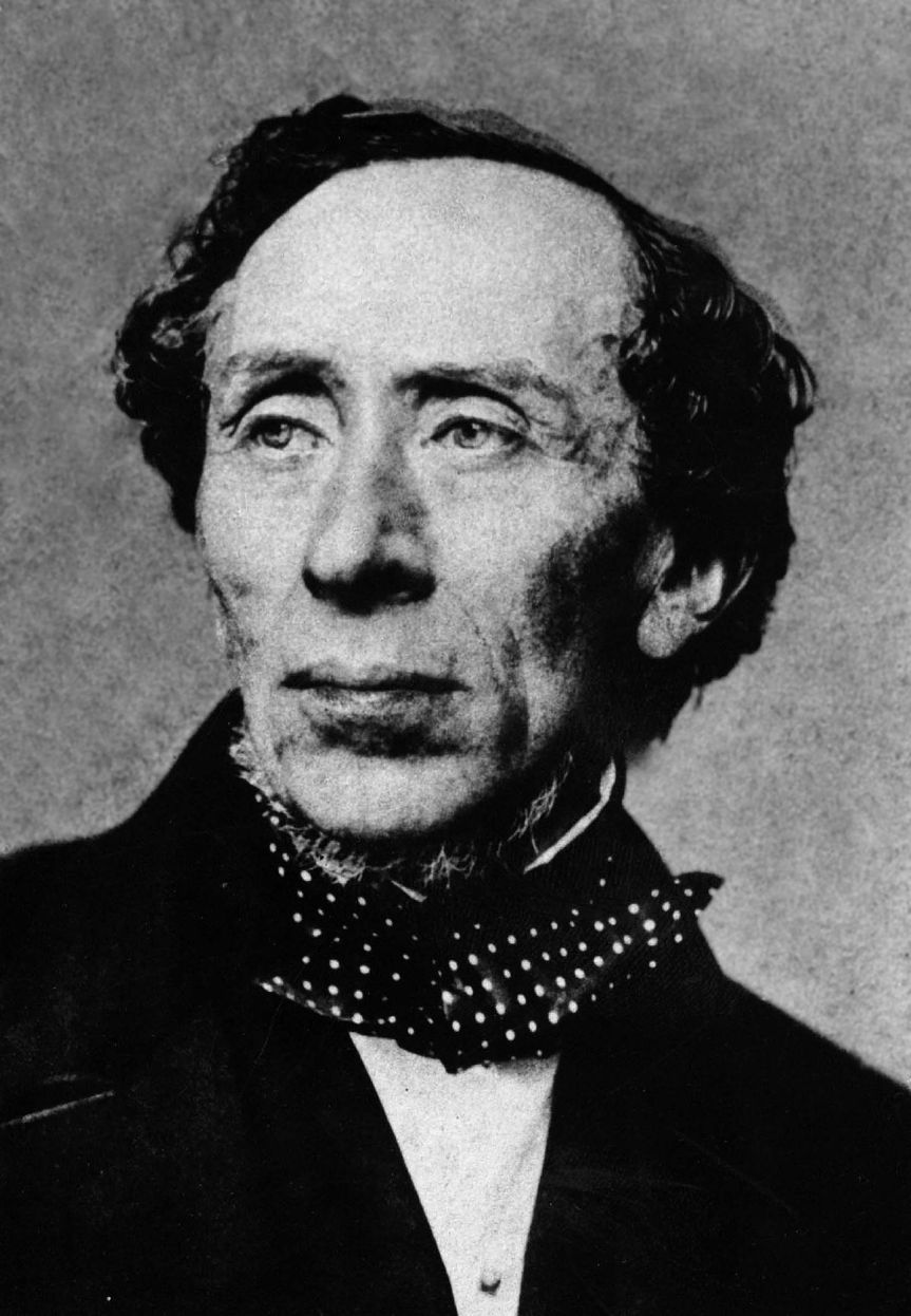 The Two Minute Bio: Hans Christian Andersen
