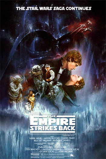 "Star Wars V: The Empire Strikes Back (1980) – ""The Rebel Film"""