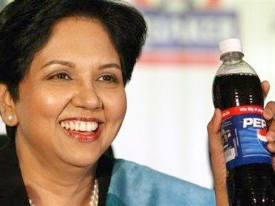 The Two Minute Bio: Indra K. Nooyi