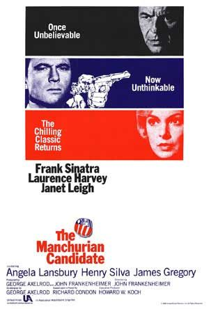 The Manchurian Candidate (1962) Paranoia Amongst The Cold War