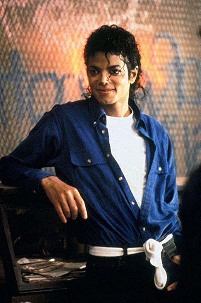 Michael Jackson – The Way You Make Me Feel