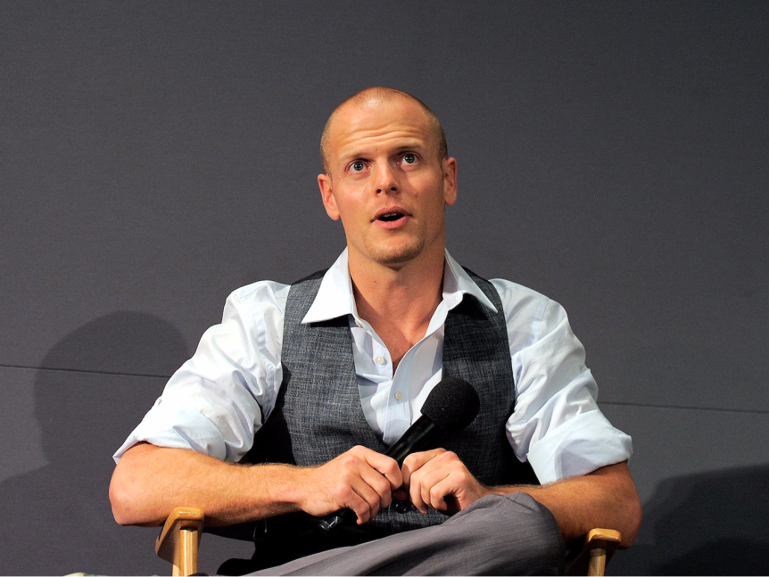 The Two Minute Bio: Tim Ferriss