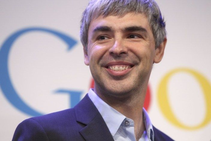 The Two Minute Bio: Larry Page