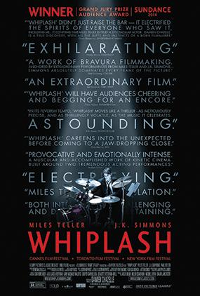 Whiplash (2014) -The  Painful Path To Success