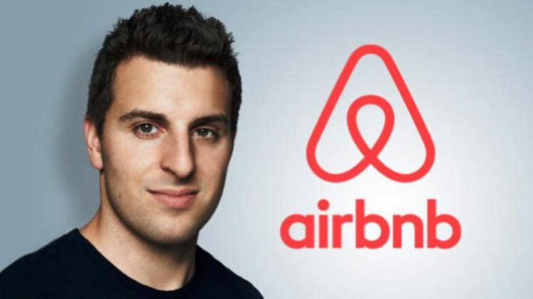The Two Minute Bio: Brian Chesky