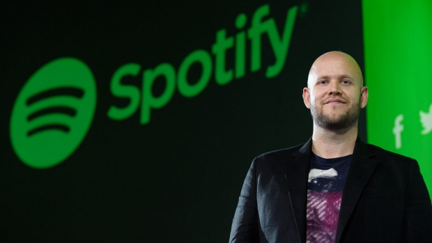 The Two Minute Bio: Daniel Ek