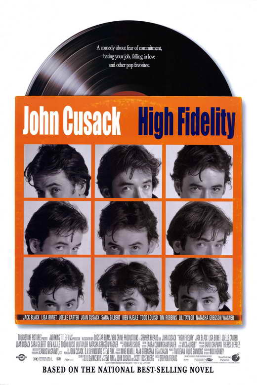 "High Fidelity (2000) ""The Music-geek's View On Love"""