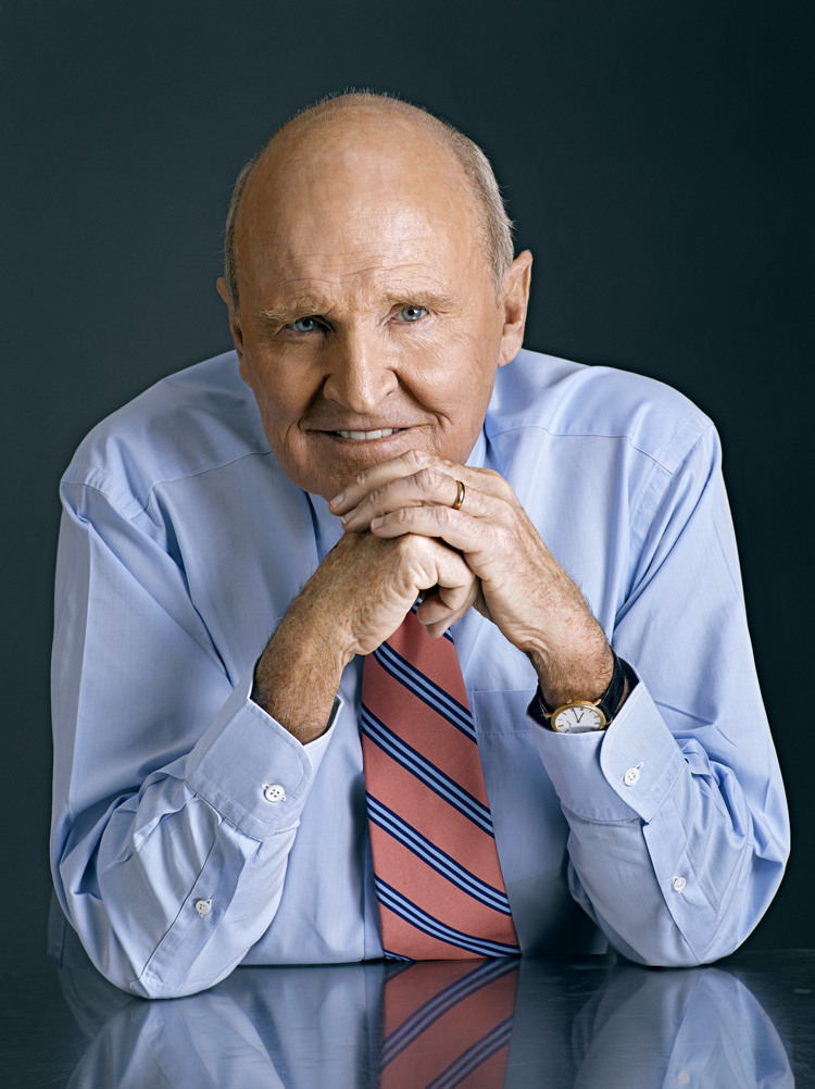 The Two Minute Bio: Jack Welch