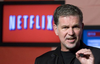 The Two Minute Bio: Reed Hastings