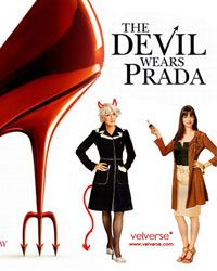 "The Devil Wears Prada (2006) ""No, No. That Wasn't A Question."""