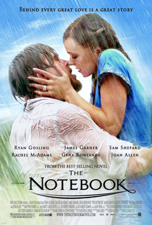 "The Notebook (2004) ""A Timeless Love Story"""