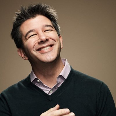 The Two Minute Bio: Travis Kalanick